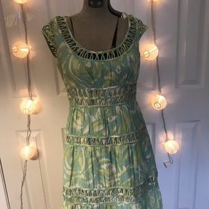 Cynthia Steffe Garden Dress
